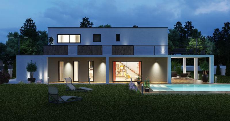 construction de maisons individuelles toulouse castres et carcassonne ma tre d 39 oeuvre maisons vdl. Black Bedroom Furniture Sets. Home Design Ideas